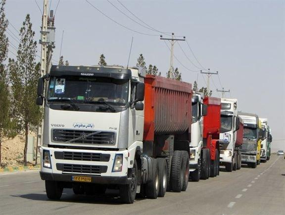 رشد 30 درصدی حمل و نقل کالا در کشور