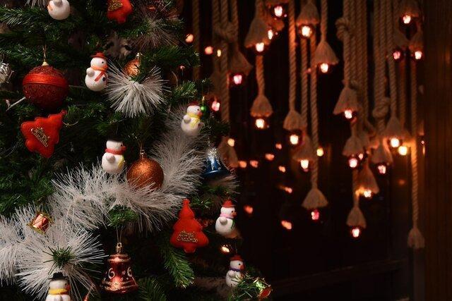 کدام رستوران کریسمس را جشن می گیرد؟
