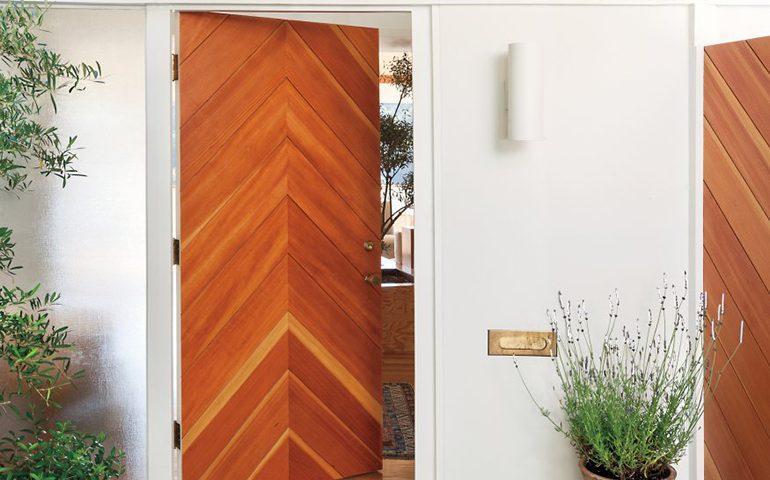 درباره درب چوبی بیشتر بدانیم!