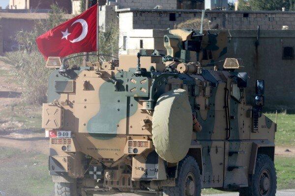 حداقل 4 نظامی ترکیه در انفجار بمب در سوریه کشته شدند
