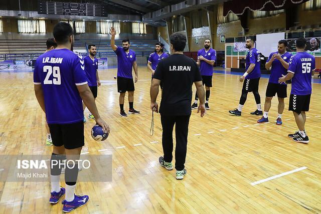 حسرت بزرگ برای هندبال ایران، ملی پوشان سهمیه جهانی را از دست دادند