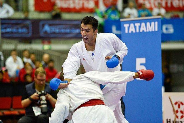 کاراته کاهای بانوان و مردان ایران رقبای خود را شناختند