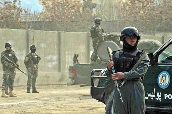 7 نیروی امنیتی افغانستان کشته شدند