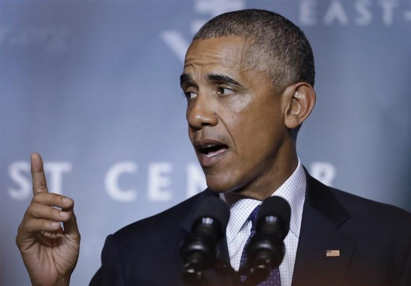 اوباما خواهان متوقف شدن اقدامات پکن در دریای جنوبی چین شد