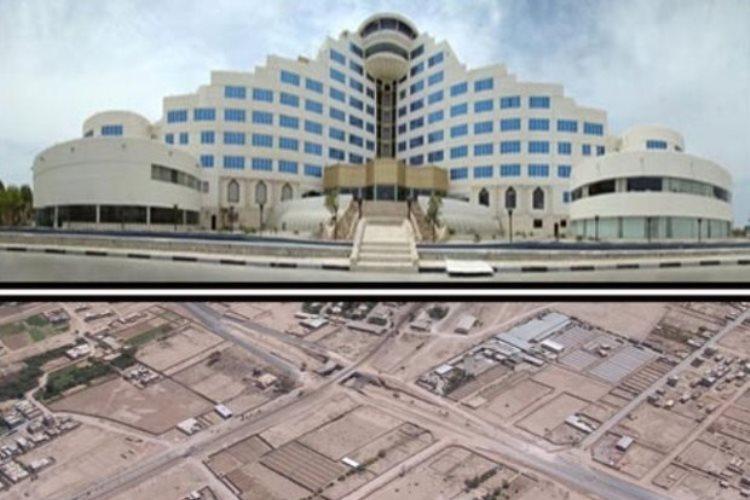 احداث نخستین هتل 5 ستاره یزد