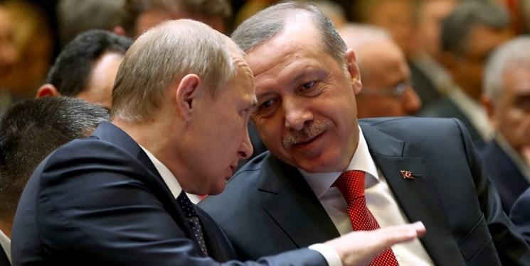 کرملین اظهارات اردوغان درباره حضور روسیه در لیبی را رد کرد