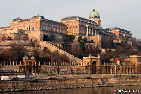 جاذبه های گردشگری بوداپست مجارستان