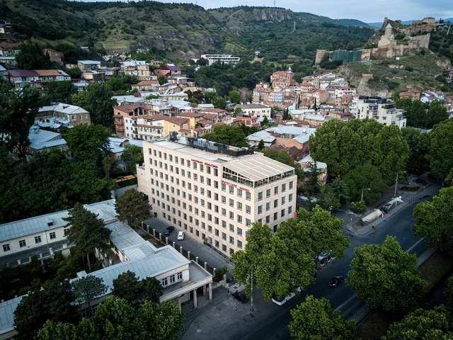هتل مرکور تفلیس و عکس و رزرو