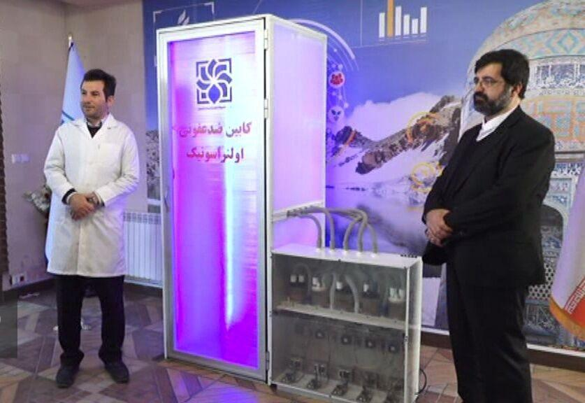 خبرنگاران فناوران اردبیلی در صحنه مقابله با کرونا