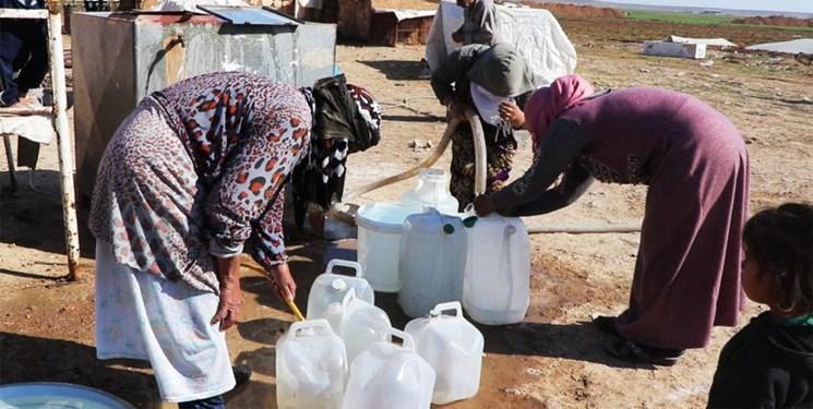 49 سازمان سوری اقدام ترکیه در قطع آب شمال شرق سوریه را محکوم کردند
