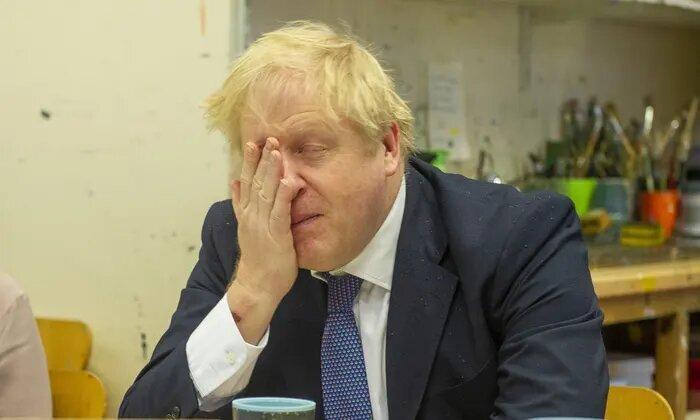 نخست وزیر انگلیس در بیمارستان می ماند