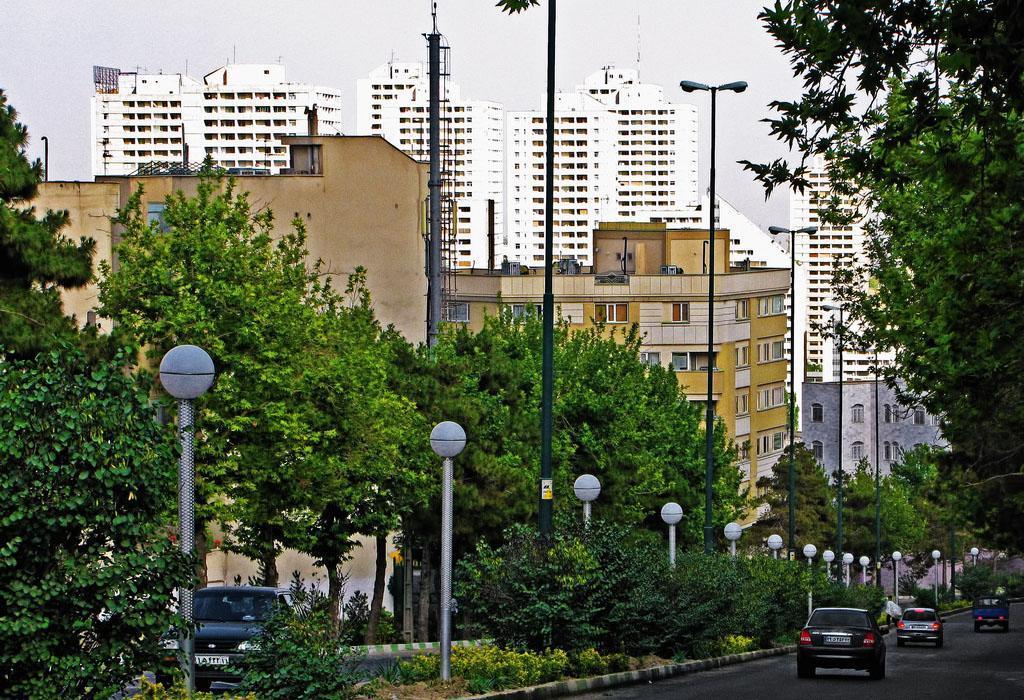 برای رهن و اجاره آپارتمان در سعادت آباد چقدر باید هزینه کنیم؟