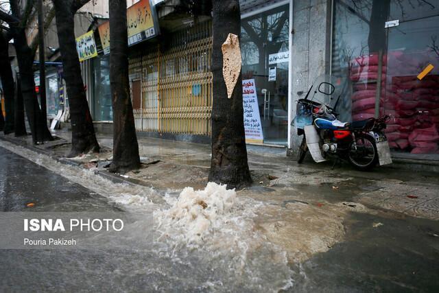 هشدار سازمان هواشناسی نسبت به آبگرفتگی معابر عمومی در 5 استان