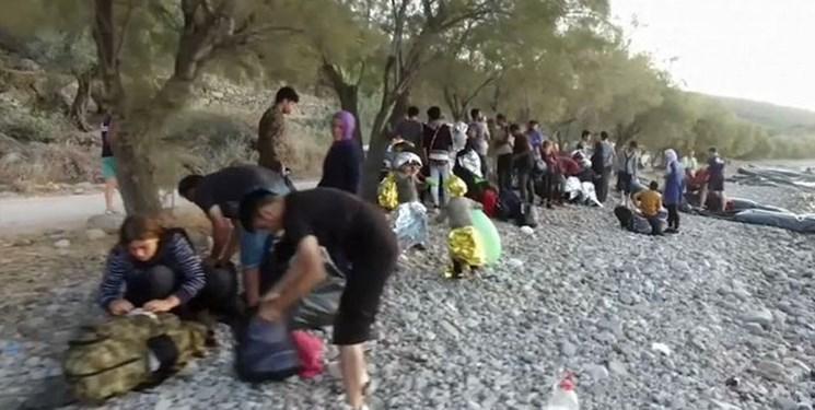 یونان صدها مرزبان در مرز با ترکیه مستقر می نماید