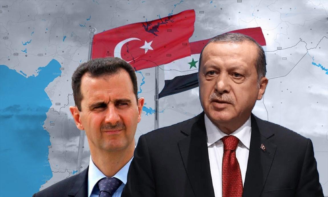 نزدیک شدن عربستان و متحدانش به سوریه با هدف مقابله با ترکیه، پیشنهاد بن زاید به اسد چه بود؟