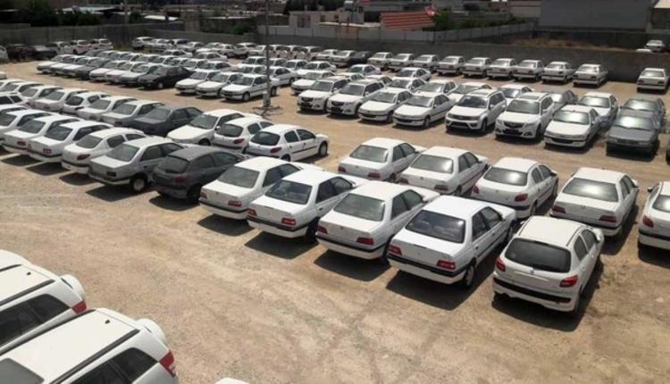 کشف یک تریلیونی خودرو های احتکاری در پایتخت!