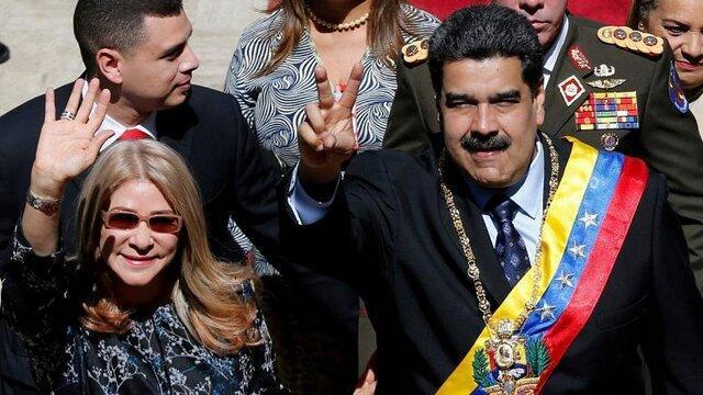اتهامات فساد و قاچاق مواد مخدر واشنگتن به همسر مادورو