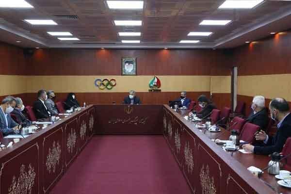 موافقت هیات اجرایی با کلیات افزایش حقوق ماهانه مدال آوران المپیک
