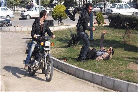 نزاع خیابانی در سنندج دو زخمی بر جای گذاشت