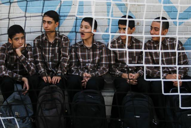 شرایط سواد بدنی در مدارس ایران و کشورهای اروپایی و آمریکایی