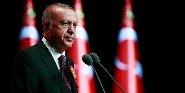 اردوغان: پس از سیطره بر شهر نفتی سرت لیبی عملیات ساده تر می شود