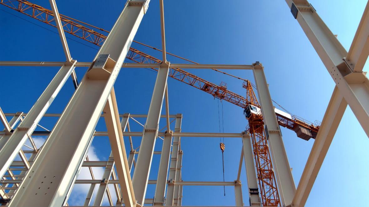 اسکلت ساختمان چیست؟ از فلزی و بتنی تا LSF و CFT