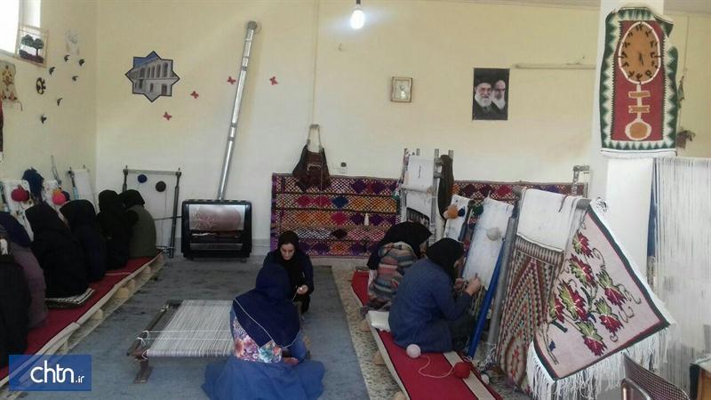 شروع دوره های آموزشی کوتاه مدت صنایع دستی در لرستان