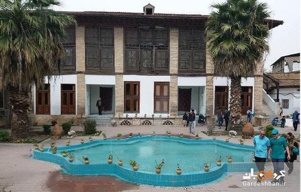 عمارت 200 ساله کلبادی؛یادگار قاجار در ساری، عکس