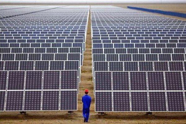 ساخت بزرگ ترین کارخانه تولید پنل خورشیدی ایران