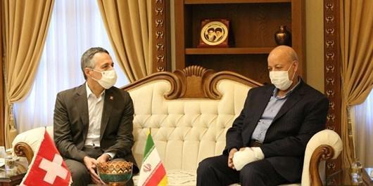 وزیر خارجه سوئیس: برای برقراری ارتباط میان ایران و آمریکا تلاش می کنیم