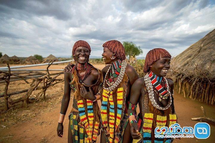 آشنایی با تعدادی از سنت های عجیب و غریب آفریقایی