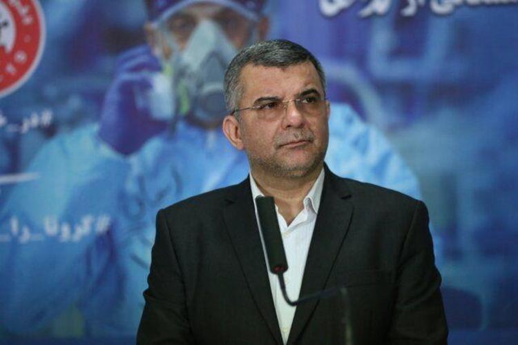 تهران چهارراه تبادل کرونا در کشور