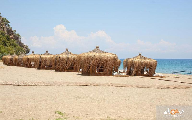 هتل آمارا پریمیر پالاس آنتالیا، اقامت در نزدیکی دریای مدیترانه