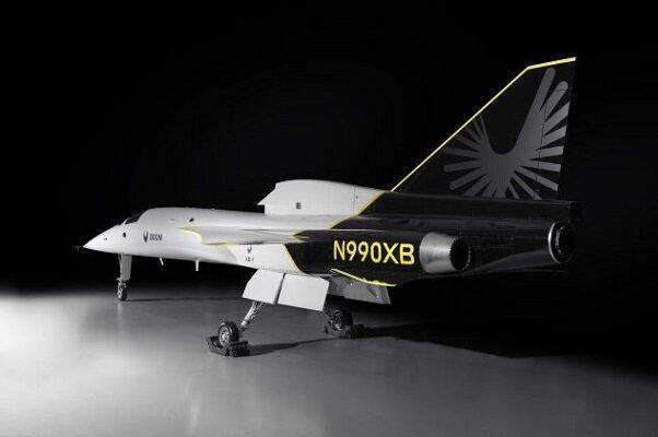هواپیمای مافوق صوت غیرنظامی به زودی آزمایش می گردد
