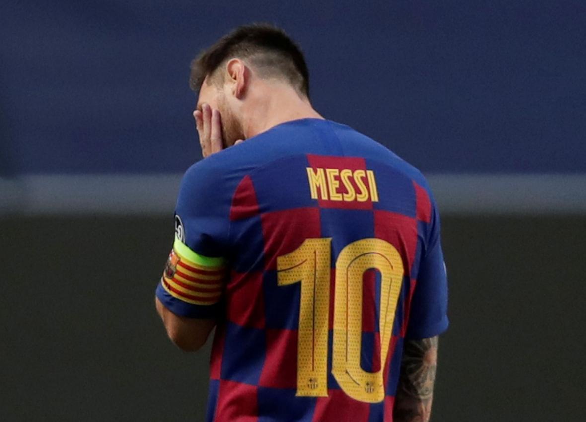 ورشکستگی بارسلونا، بهانه ای دیگر برای جدایی مسی از بارسلونا در فصل آینده