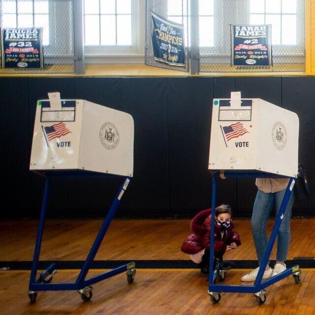 نتایج انتخابات در کدام ایالت ها هنوز مشخص نیست؟