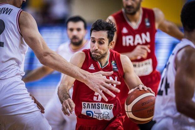 ملی پوش بسکتبال ایران: با قدرت بیشتری به میادین باز می گردیم