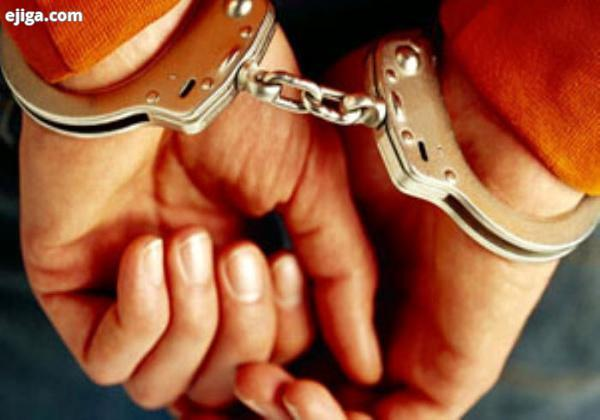 دستگیری قاتل و عامل اصلی نزاع و درگیری مسلحانه دزفول