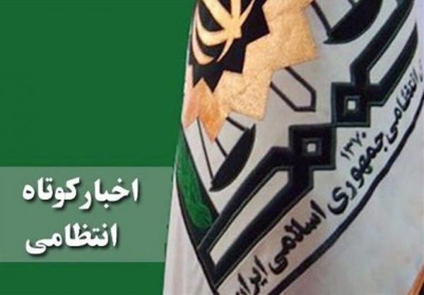 خبرنگاران اخبار کوتاه انتظامی استان قزوین