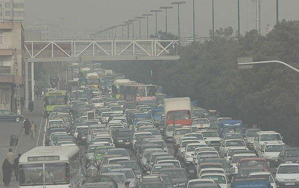 بعد از 5 روز آلودگی، هوای تهران قابل قبول شد
