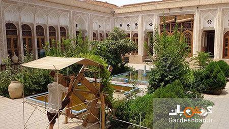 موزه آب یا خانه کلاهدوزها؛از ارزشمندترین آثار معماری سنتی یزد، عکس
