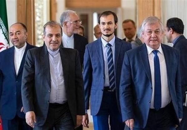 ملاقات دستیار ظریف با نماینده پوتین در حاشیه نشست سوچی