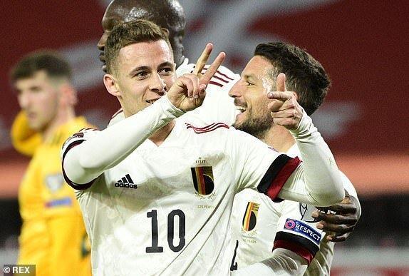 پیروزی بلژیک و پرتغال در شب شکست هلند و توقف قهرمان دنیا