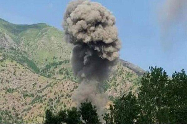 جنگنده های ترکیه مناطقی از دهوک در شمال عراق را بمباران کردند