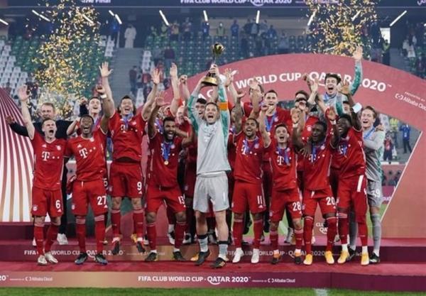 بایرن مونیخ پرافتخارترین باشگاه اروپایی در قرن 21
