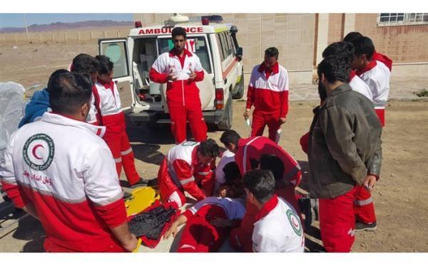 به 654 نفر در 7 روز گذشته امدادرسانی شد