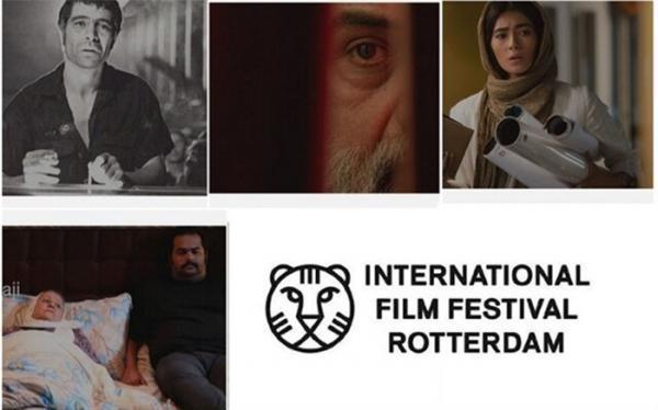 حضور 4 فیلم ایرانی در جشنواره روتردام هلند