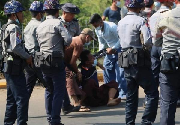 50 کودک در بین قربانیان کودتای میانمار