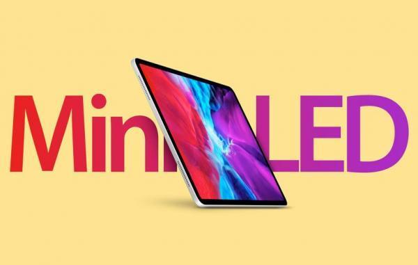 اپل برای تأمین نمایشگر miniLED آیپد پرو دچار مشکل شده است