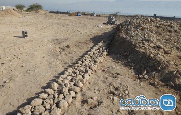 برخورد قانونی با تخریب کنندگان محوطه تاریخی نایبند